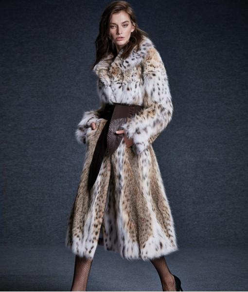 Catlynx Long Coat