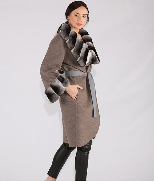 Luxury Cashmere Coat