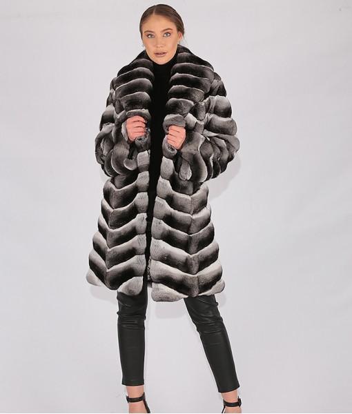 Front Open Coat
